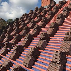Regency Roofing Co. Ltd Work
